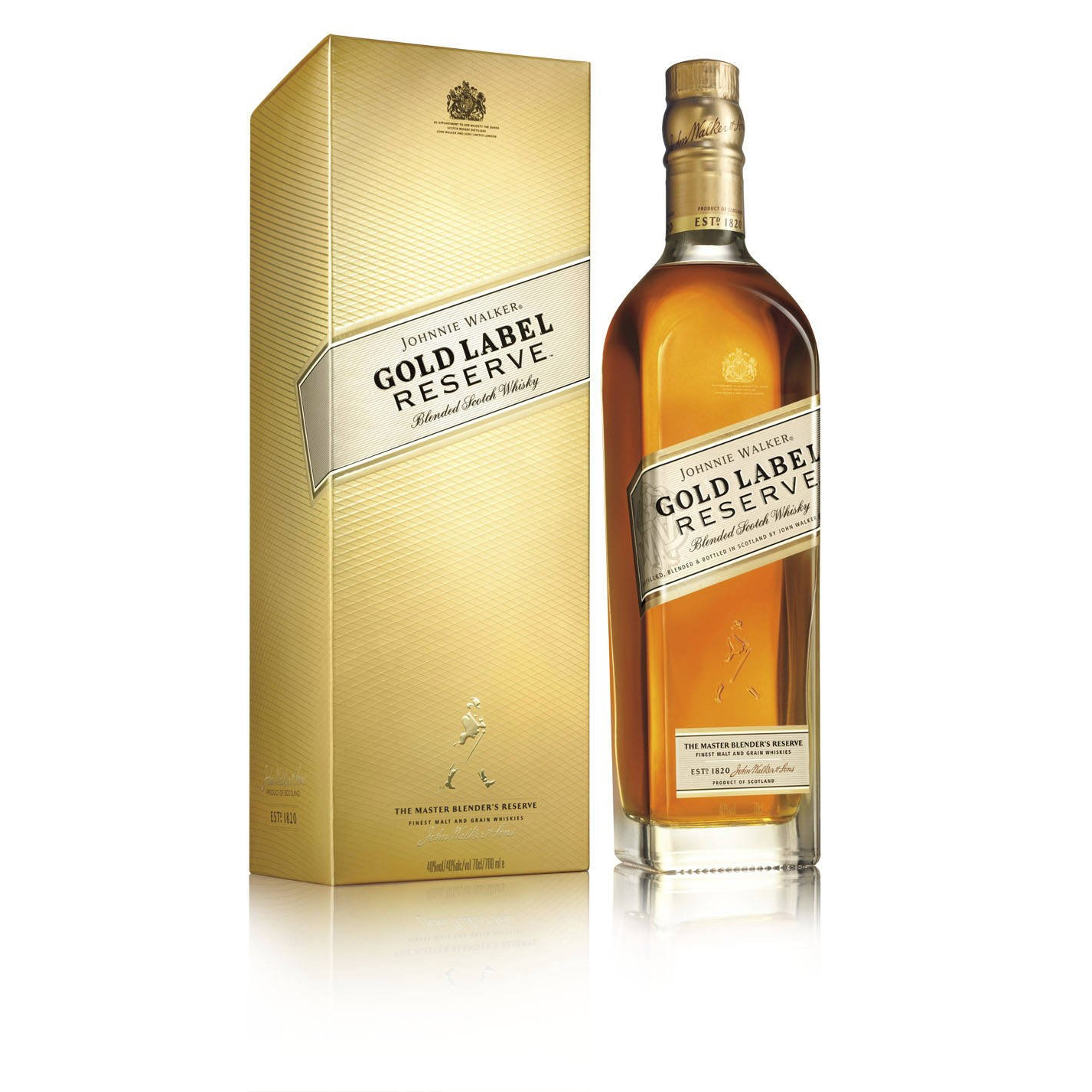 Johnnie Walker Gold Label Reserve Premium Blended Scotch